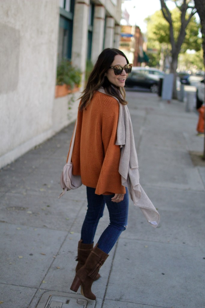 fall date night look, itsy bitsy indulgences