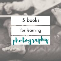 5 great photography books for the beginner