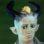 ドラゴンエイジ インクイジションで美人なクナリ族(綾瀬はるか似)を作ってみました