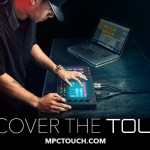 AKAIが「MPC Touch」を発表!【MPC】