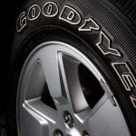 Wheel And tire detail