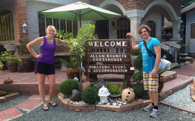 We Survived the Mount Pinatubo Tour :: I've Been Bit! A Travel Blog