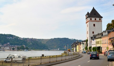 The tallest building here is the Loreley Museum, but don't be fooled - you'll learn nothing about the Loreley...