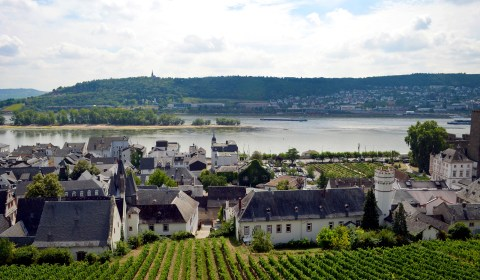 Another great attraction is the Rüdesheim chairlift.