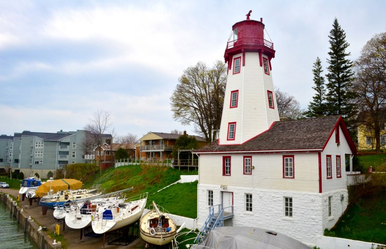 I've Been Bit! A Travel Blog :: Lighthouse Hunting Lake Huron