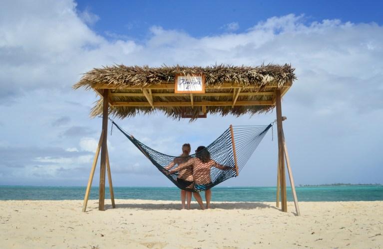 Breezes Bahamas Hammock