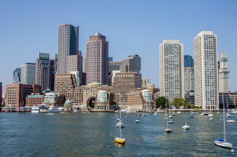 I've Been Bit! A Travel Blog :: Day in Boston, A Wanderer's Walking Guide