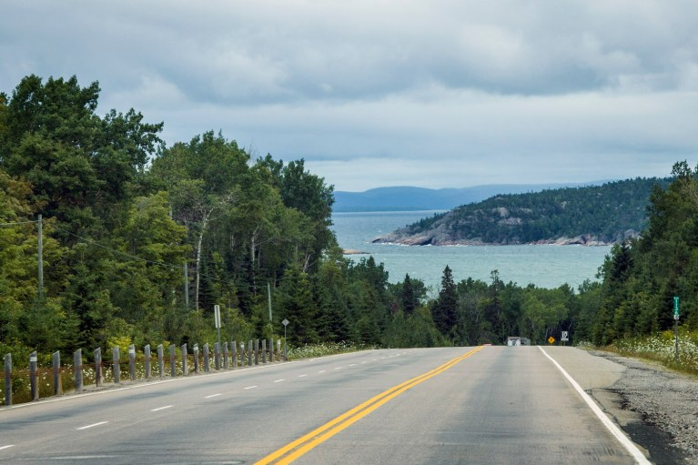 I've Been Bit! A Travel Blog :: A Taste of Northern Ontario Road Trip