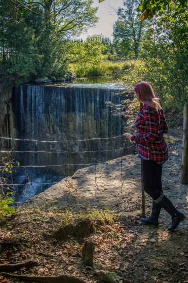 30 Walks 30 Days - Indian Falls :: I've Been Bit! A Travel Blog