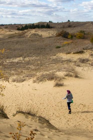 30 Walks 30 Days - Spirit Sands, Spruce Woods Provincial Park, Manitoba :: I've Been Bit! A Travel Blog