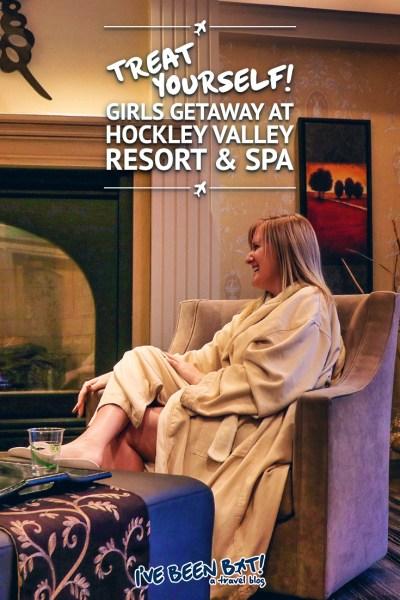 IveBeenBit.ca   Girls Getaway at Hockley Valley Resort in Ontario, Canada   Luxury Travel, Canada, Ontario, Spa, Hockley Valley, Toronto, Girls Getaway   #TreatYourself #Luxury #Spa #Travel #GirlsGetaway #Ontario #Canada  