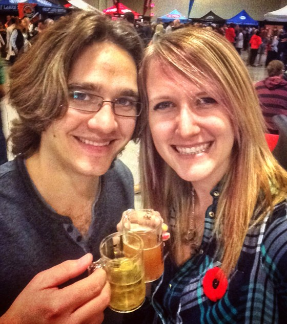I've Been Bit! A Travel Blog :: Real Canadian Craft Beer Festival