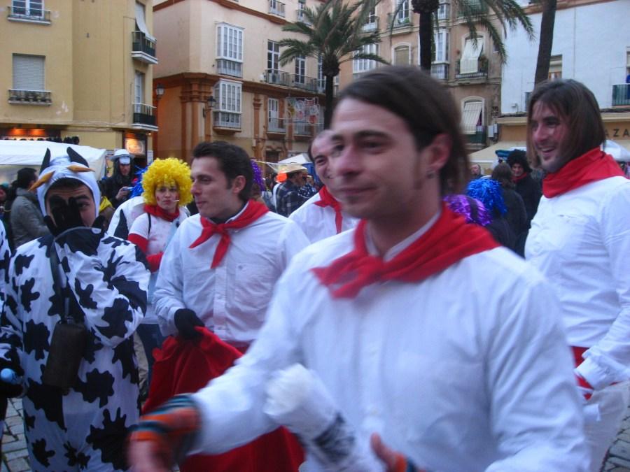carnaval Cadiz cuarteto