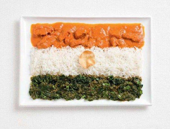food flag 11