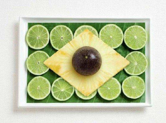 food flag 15