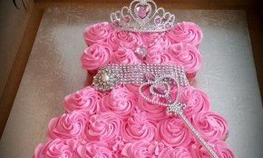 This is the birthday cake your daughter is going to want next year.