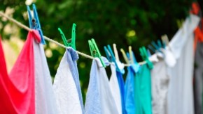 So, do I really have to wash the school uniforms every day?