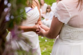 """""""What my four-year-old child taught me about same-sex marriage."""""""
