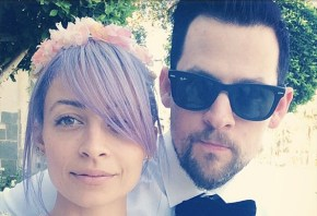 "Nicole Richie: ""Joel and I work at our marriage."""