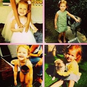 Jessica Alba's daughter, Haven