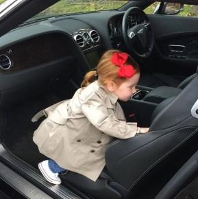 Roxy Jacenko's daughter Pixie