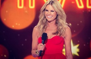 Congratulations to Sonia Kruger.