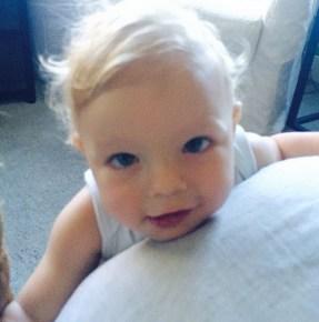 Fergie's son Axl