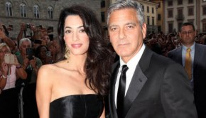 "George: ""Amal, I can't wait to be your husband."""