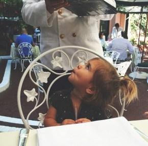 Kourtney Kardashian's daughter Penelope