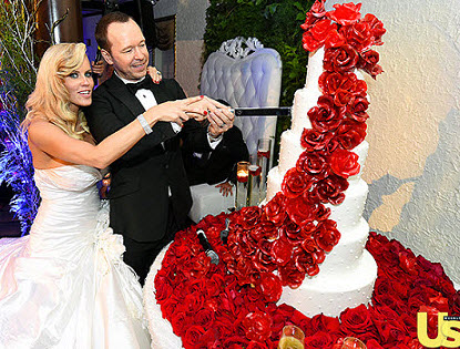 Newlywed Jenny McCarthy dishes on her sex life.