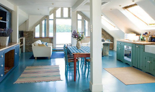 48 flooring inspirations in one convenient space.