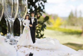 """""""Having a wishing well at your wedding is frankly, just poor taste."""""""
