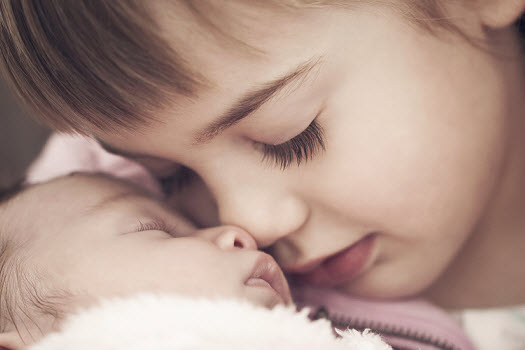 Can you really love your second child as much as your first?