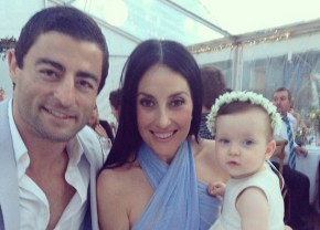 Terry Biviano and Anthony Minichiello throw their daughter a party fit for a princess.