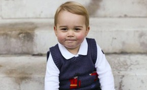Sorry, Prince George's adorable jumper is already sold out.