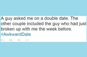 These are the most awkward date stories. Ever.