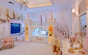 This is what a $200,000 kids' room looks like.