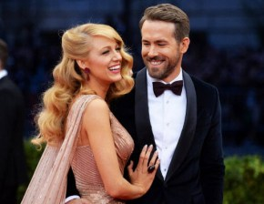 Blake Lively reveals why she chose a boy's name for her daughter.
