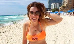 This mum's bikini photo has gone viral for the most wonderful reason.