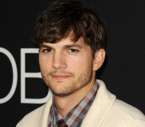 Ashton Kutcher gives two publications a stern talking to.