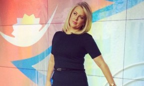 Sam Armytage goes out with a male. Entire world assumes they're dating.