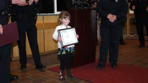 Code-cracking 3-year-old saves her mum's life
