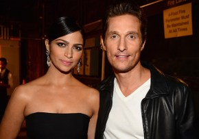 Matthew McConaughey says he didn't want to get married.