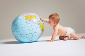 The 82 baby names that are trending right now – all over the world.