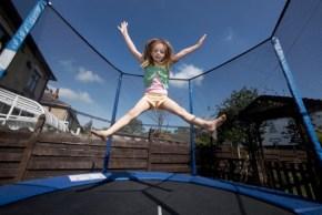8 ways to get kids more active.