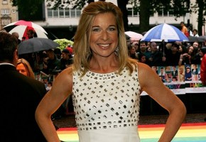 Katie Hopkins is attacking Kelly Clarkson about her baby weight. AGAIN.