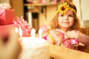 17 beautiful birthday party ideas for your little girl.