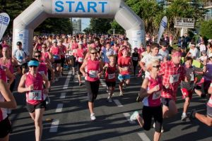 Running in PINK: The largest Fun Run in Australia