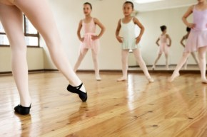 "What I told my daughter about the ""creepy"" girl at ballet."