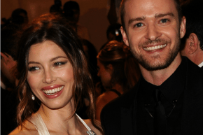 Congratulations! Justin Timberlake and Jessica Biel welcome their first child.